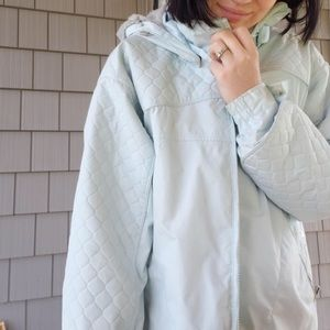 Columbia winter jacket. Size large.